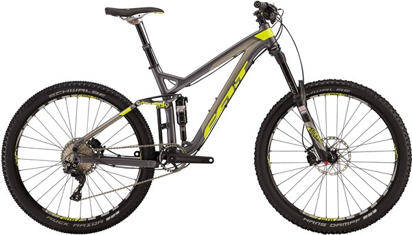 Image of Felt Compulsion 30 Mountain Bike 2016 - Full Suspension MTB
