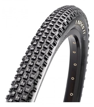 "Image of Maxxis Larsen TT MTB Mountain Bike Wire Bead 26"" Tyre"