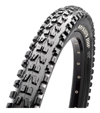 "Image of Maxxis Minion DHF Folding MTB Mountain Bike 26"" Tyre"