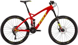 Felt Decree 3 Mountain Bike 2016 - Full Suspension MTB