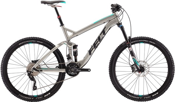 Image of Felt Decree 30 Mountain Bike 2017 - Full Suspension MTB