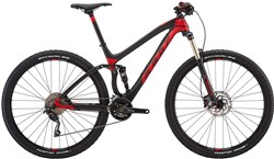 Felt Edict 5 Mountain Bike 2016 - Full Suspension MTB
