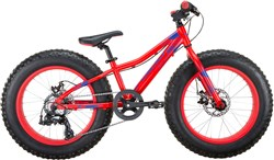 Felt Cruncher 20 20W Mountain Bike 2016 - Fat bike