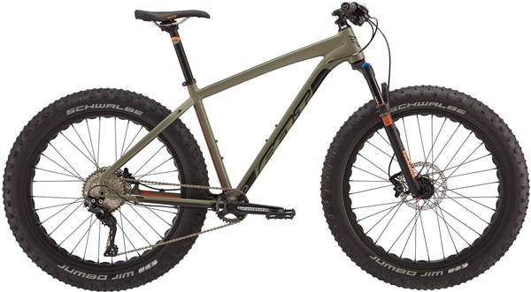 Image of Felt DD 10 Mountain Bike 2017 - Fat bike