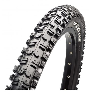 "Image of Maxxis Minion DHR ST Folding MTB Mountain Bike 26"" Tyre"