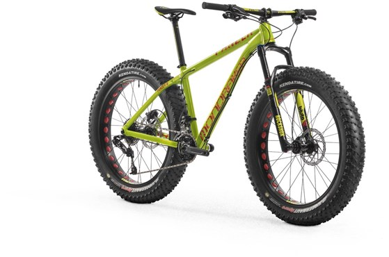 Image of Mondraker Panzer R Mountain Bike 2016 - Fat bike
