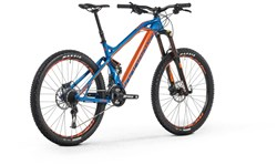 Mondraker Dune Mountain Bike 2016 - Full Suspension MTB