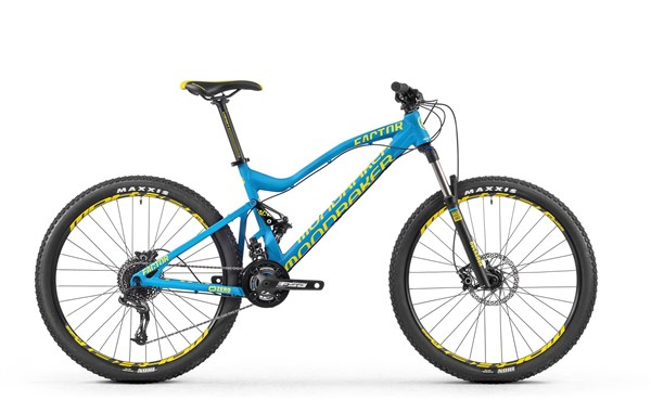 Mondraker Factor Go Womens Mountain Bike 2016 - Full Suspension MTB