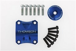Product image for Thomson X4 Clamp & Top Cap Coloured Sets