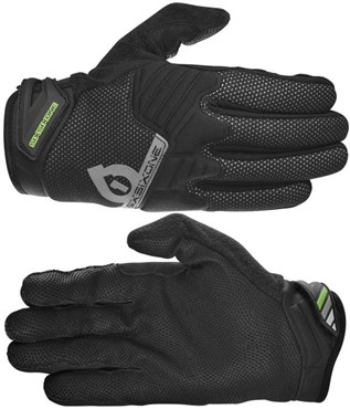 Image of SixSixOne 661 Storm Long Finger Cycling Gloves 2017