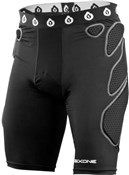 SixSixOne 661 EXO Cycling Body Armour Shorts II