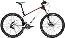 Saracen Mantra Trail Carbon Mountain Bike 2016 - Hardtail MTB