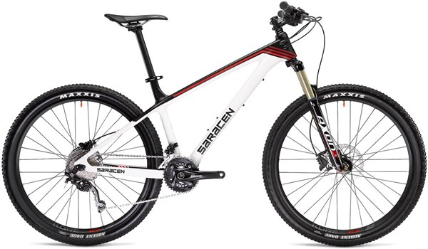 Image of Saracen Mantra Trail Carbon Mountain Bike 2016 - Hardtail MTB