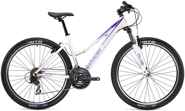 Image of Saracen TuffTrax Womens Mountain Bike 2016 - Hardtail MTB
