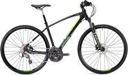 Saracen Urban Cross 2 2016 - Hybrid Sports Bike