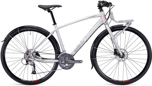 Saracen Urban Studio 74 2016 - Hybrid Sports Bike