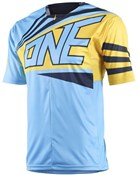 One Industries Ion 1-4 Zip Short Sleeve MTB Cycling Jersey