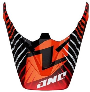 One Industries Youth Atom Visor - Fragment