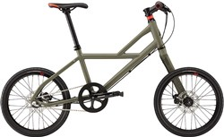 Cannondale Hooligan 1 2016 - Hybrid Sports Bike