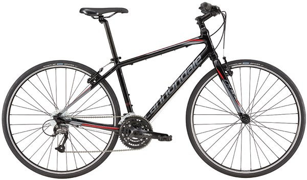 Image of Cannondale Quick 5 2016 - Hybrid Sports Bike