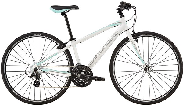 Cannondale Quick 6 Womens 2016 - Hybrid Sports Bike