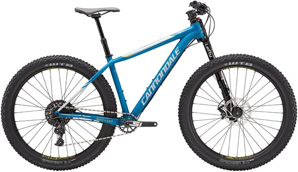 "Image of Cannondale Beast of the East 1 27.5"" Mountain Bike 2017 - Hardtail MTB"