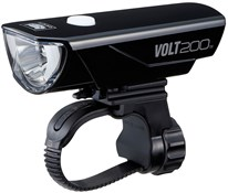 Product image for Cateye Volt 200 EL-151 Rechargeable Front Light