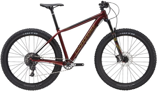 "Image of Cannondale Beast of the East 2 27.5"" Mountain Bike 2017 - Hardtail MTB"