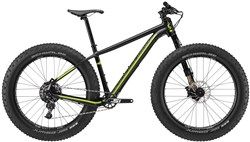 Cannondale Fat CAAD 1 Mountain Bike 2017 - Hardtail MTB