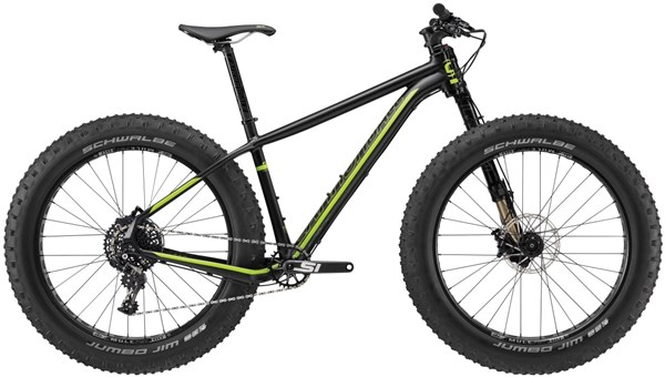 Image of Cannondale Fat CAAD 1 Mountain Bike 2017 - Hardtail MTB