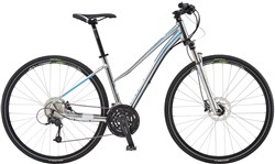 GT Transeo 2.0 Womens 2016 - Hybrid Sports Bike