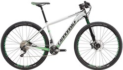 Cannondale F-Si 1 29 Mountain Bike 2016 - Hardtail MTB