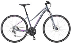 GT Transeo 3.0 Womens 2016 - Hybrid Sports Bike