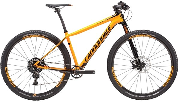 Cannondale F-Si Carbon 2 29 Mountain Bike 2016 - Hardtail MTB