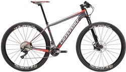 Cannondale F-Si Carbon 3 27.5 Mountain Bike 2016 - Hardtail MTB