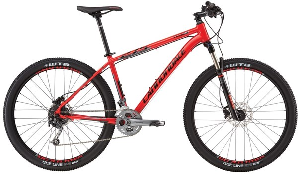Image of Cannondale Trail 3 Mountain Bike 2016 - Hardtail MTB