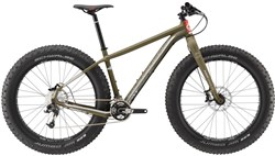 Product image for Cannondale Fat CAAD 2 Mountain Bike 2017 - Fat bike