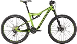 Cannondale Habit 4 Mountain Bike 2016 - Full Suspension MTB