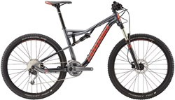 Cannondale Habit 6 Mountain Bike 2016 - Full Suspension MTB
