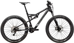 Cannondale Habit Black Inc. Mountain Bike 2016 - Full Suspension MTB