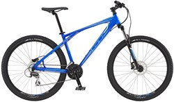 GT Aggressor Expert Mountain Bike 2016 - Hardtail MTB