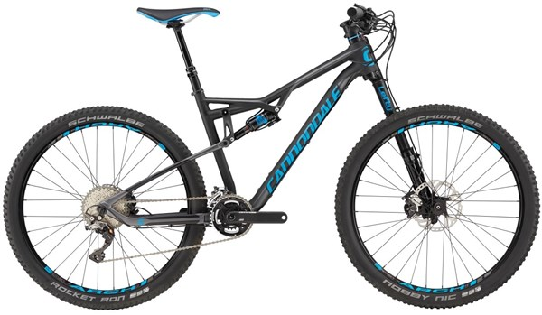 Cannondale Habit Carbon 2 Mountain Bike 2016 - Full Suspension MTB