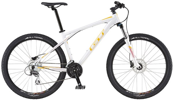 GT Avalanche Disc Womens Mountain Bike 2016 - Hardtail MTB
