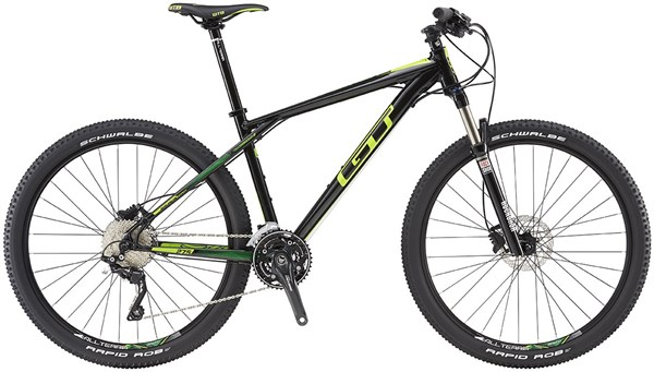 GT Avalanche Expert Mountain Bike 2016 - Hardtail MTB