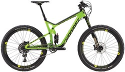 "Cannondale Trigger Carbon 1  27.5"" Mountain Bike 2016 - Full Suspension MTB"