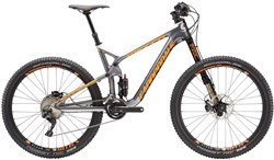 Cannondale Trigger Carbon 2  Mountain Bike 2016 - Full Suspension MTB