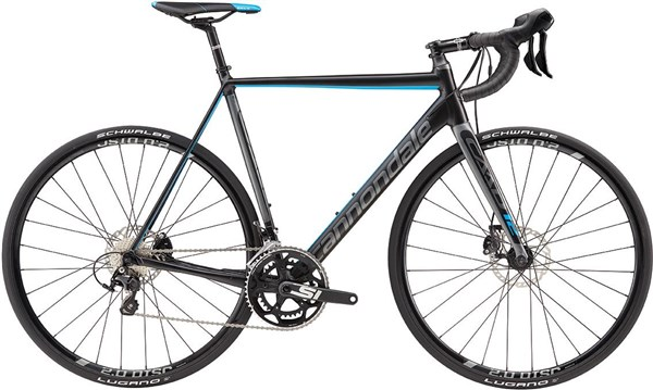 Image of Cannondale CAAD12 Disc 105 5 2017 - Road Bike