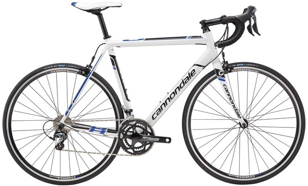 Image of Cannondale CAAD8 Tiagra 6 2016 - Road Bike