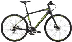 Cannondale Quick Carbon 1 Flat Bar 2017 - Road Bike