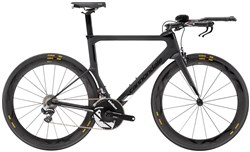 Cannondale Slice Hi-MOD Black Inc.  2016 - Triathlon Bike